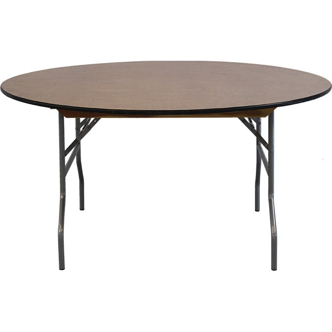 48 Round Wood Table Tables