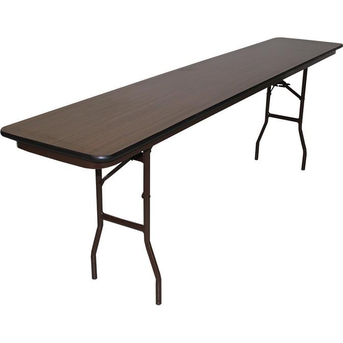 8' Laminate Training Table