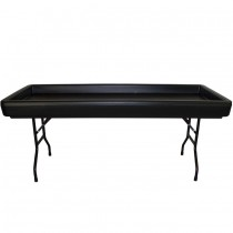 Fill'N Chill Party Table Black