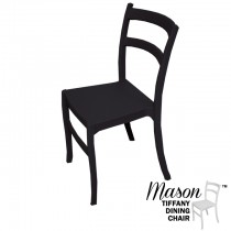 Mason Black Tiffany Dining Chair