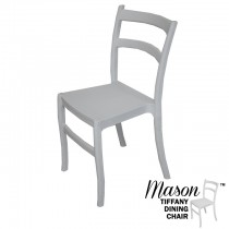 Mason Gray Tiffany Dining Chair