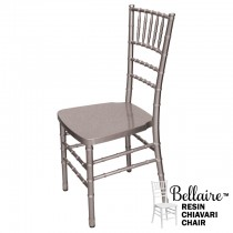 Bellaire Silver Chiavari Chair