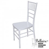 Bellaire White Chiavari Chairs